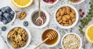 List of Low-Calorie and Healthy Snacks for weight loss